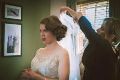 Beau Bridal Hair Vintage
