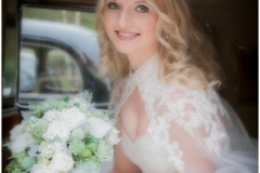 Beautiful Curls and Height - Beau Bridal